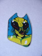Flipper Williams Alien Poker en haut à droite cible Original Flipper Keyfob