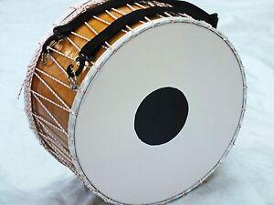 "18"" Turkish Percussion Davul Dhol Tupan Drum"