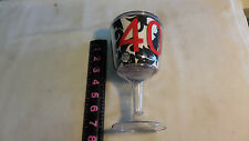 Acrylic Wine Goblet Glass Plastic Mee Too Alabama Glass #40 Added