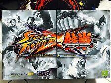Mad Catz Street Fighter X Tekken Arcade FightStick PRO Line for Xbox 360 & PC