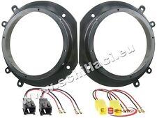 Adattatori altoparlanti Casse 165 mm + connettori  per Peugeot Expert portiere p