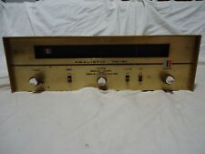 New listing Realistic Tm/8C Am/Fm Stereo Tube Tuner, Strictly Parts/Repair