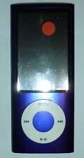 Apple iPod Nano 5th Generation 8GB - purple faulty