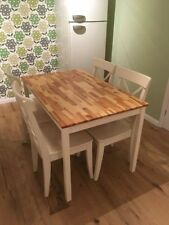 IKEA Wooden Up to 4 Seats Table & Chair Sets