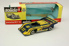 Solido 1/43 - Porsche 917 10 Can AM Andial corsa