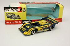 Solido 1/43 - Porsche 917 10 Can AM Andial racing