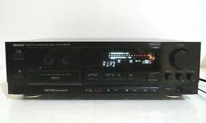 Denon Precision Audio Component/Stereo Cassete Tape Deck DRM-700