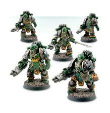 Forgeworld Warhammer 40k Space Marine Salamanders Pyroclasts Veteranen neu OVP