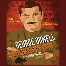 George Orwell - Nineteen Eighty-Four 1984 Audiobook mp3 CD
