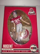 "O Legends Replay ""Mike Nudent""figurine w/ DVD Video Clip Inside,"