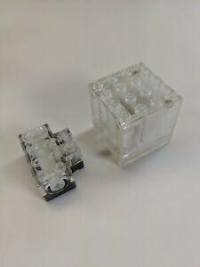 Lego 45721 Windup Motor 4 x 4 x 3 1/3 Technic Gearbox
