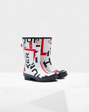 HUNTER Women's Original Classic Short Gloss Matte Rain Boots Size&Colors NEW