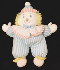 Eden Clown Rattle Plush Stuffed Toy