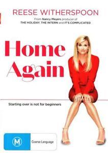 HOME AGAIN (2017) [NEW DVD]