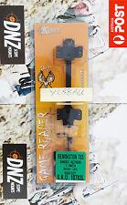"""DNZ Game Reaper 1 Piece Scope Mount Remington 783 SA 1"""" Low Black - #10783L"""