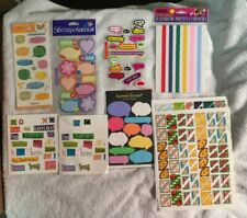 Scrapbook picture corners and dialogue--New and Used--LOT 1