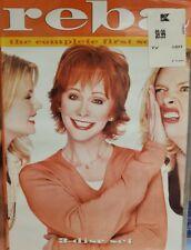 Reba - The Complete First Season (DVD, 2004, 3-Disc Set) Reba 1st 1 NEW SEALED