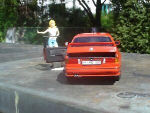 Automodell BMW    M 3    rot , neu