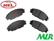 HEL PERFORMANCE HONDA CIVIC FN2 TYPE R 2.0 VTEC 2006- TRACK DAY FRONT BRAKE PADS