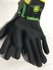 West Chester John Deere Lined Latex Dipped Men Gloves Large JD93058/L