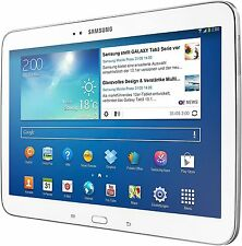Samsung Galaxy Tab 3 GT-P5200 16GB 3G WiFi, Unlocked Tablet 10.1 White Android