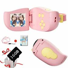 JOJOHOY Kids Camera 2inch HD Children Digital Cameras for Girls Mini Pink