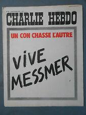 ►CHARLIE HEBDO N°86 - JUILLET 1972