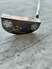 Scotty cameron limited edition putter button back