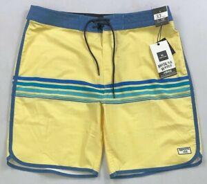Men's Rip Curl Ripcurl Mirage The Ultimate Core Series Board Shorts Swim Size 33