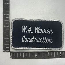Used Advertising Patch 07AD