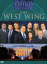 The West Wing - Complete 3rd Third Season 3 Three ~ NEW 4-DISC DVD SET