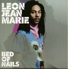 (AR688) Leon Jean Marie, Bed Of Nails - DJ CD