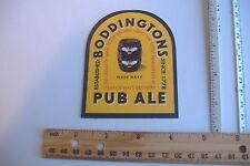 ~BODDINGTONS PUB ALE~CARDBOARD BEER COASTER~