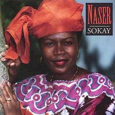 NASER Sokay  CD RARE OOP FEMME AFRO AFRICAN