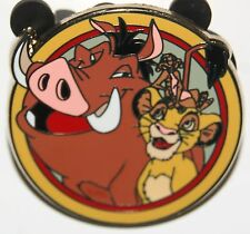 Disney Best Friends Mystery Bag Series  Simba, Timon & Pumbaa Pin