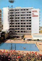 Spain Torremolinos Costa del Sol Hotel el Griego Pool