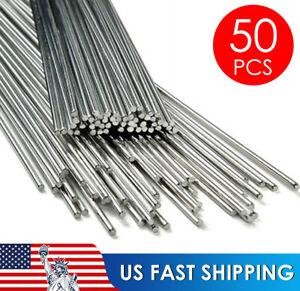 Low Temperature Aluminum Welding Solder Wire Flux Cored Brazing Rod 10-50pcs/Set