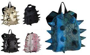 Madpax Spiketus Rex Pint Spiky 3D Kids Backpacks Multicoloured School Bag spike