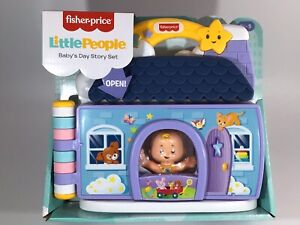 Fisher Price - Little People Babies Story Set [New Toy] Figure