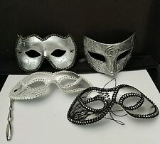 Lot of Fifty Shades of Grey Masquerade mardi gras mask Set Couple Date Dress up