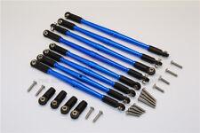 Traxxas E-Revo Brushless / Summit / Revo / Revo 3.3 Alu Steering Tie Rod - Blue