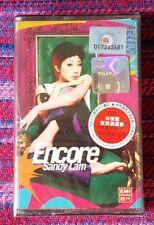 Sandy Lam ( 林憶蓮) ~ Encore ( Malaysia Press ) Cassette