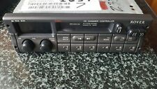 rover radio/cassette/cd changer R960