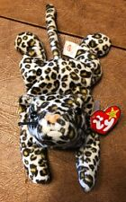 """Freckles Beanie Baby - Super Rare """"Pugsly"""" Tush Tag & Other Tag Oddities"""
