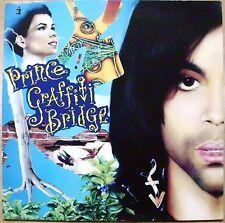 PRINCE GRAFFITI BRIDGE DOPPIO LP 1990 MINT