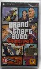 Grand Theft Auto Chinatown Wars Sony PSP