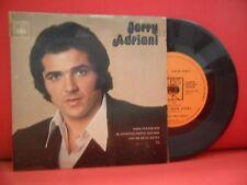 Jerry Adriani nada fez por Mim 7/45 EP fugitivo del Shannon 76 Cubierta Garaje De Brasil