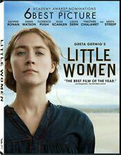 Little Women (DVD, 2019)>>>NEW<<< PRE-ORDER>>><<<MERYL STREEP>>> SHIPS ON APRIL!