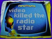 TWO IN ONE - VIDEO KILLED THE RADIO STAR | > Maxi Single CD Shop 111austria