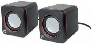 Manhattan Computer Speaker System  2600 Series USB Powered 161435-